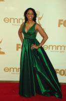 Francesca Amiker - Los Angeles - 18-09-2011 - Emmy 2011: gli arrivi sul red carpet