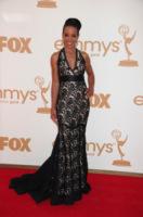 Shaun Robinson - Los Angeles - Emmy 2011: gli arrivi sul red carpet