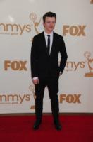 Chris Colfer - Los Angeles - 18-09-2011 - Emmy 2011: gli arrivi sul red carpet