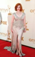 Christina Hendricks - Los Angeles - 18-09-2011 - Emmy 2011: gli arrivi sul red carpet