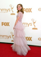 Jayma Mays - Los Angeles - 18-09-2011 - Emmy 2011: gli arrivi sul red carpet