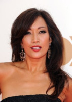 Carrie Ann Inaba - Los Angeles - 18-09-2011 - Emmy 2011: gli arrivi sul red carpet