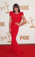 Lea Michele - Los Angeles - Emmy 2011: gli arrivi sul red carpet