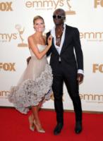 Seal, Heidi Klum - Los Angeles - 18-09-2011 - Emmy 2011: gli arrivi sul red carpet