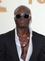 Seal - Los Angeles - 18-09-2011 - Emmy 2011: gli arrivi sul red carpet