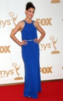 Katie Holmes - Los Angeles - 18-09-2011 - Emmy 2011: gli arrivi sul red carpet