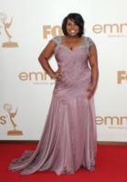 Amber Riley - Los Angeles - 18-09-2011 - Emmy 2011: gli arrivi sul red carpet