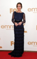 Minka Kelly - Los Angeles - 18-09-2011 - Emmy 2011: gli arrivi sul red carpet
