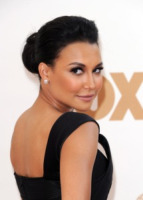 Naya Rivera - Los Angeles - 18-09-2011 - Emmy 2011: gli arrivi sul red carpet
