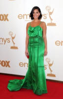 Olivia Munn - Los Angeles - 18-09-2011 - Emmy 2011: gli arrivi sul red carpet