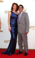 Oscar Nunez, Kathryn Joosten - 18-09-2011 - Emmy 2011: gli arrivi sul red carpet