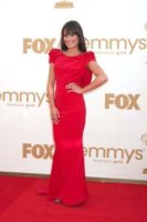 Lea Michele - 18-09-2011 - Emmy 2011: gli arrivi sul red carpet