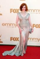 Christina Hendricks - Los Angeles - 18-09-2011 - Natale e Capodanno: a ciascuna la sua forma e... il suo abito!