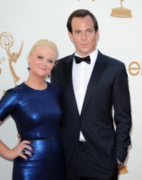 Will Arnett, Amy Poehler - Los Angeles - 18-09-2011 - Emmy 2011: gli arrivi sul red carpet