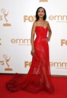 Kerry Washington - Los Angeles - 18-09-2011 - Emmy 2011: gli arrivi sul red carpet