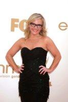 Rachael Harris - Los Angeles - 18-09-2011 - Emmy 2011: gli arrivi sul red carpet