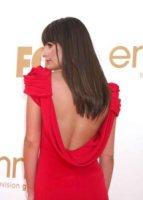 Lea Michele - Los Angeles - 18-09-2011 - Emmy 2011: gli arrivi sul red carpet