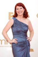 Kate Flannery - Los Angeles - 18-09-2011 - Emmy 2011: gli arrivi sul red carpet