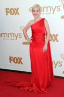 Angela Kinsey - Los Angeles - 18-09-2011 - Emmy 2011: gli arrivi sul red carpet