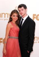 Matt Prokop, Sarah Hyland - Los Angeles - 18-09-2011 - Emmy 2011: gli arrivi sul red carpet