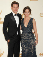 Emily Blunt, John Krasinski - Los Angeles - 18-09-2011 - Emmy 2011: gli arrivi sul red carpet