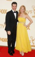 Jon Hamm, Jennifer Westfeldt - Los Angeles - 18-09-2011 - Emmy 2011: gli arrivi sul red carpet