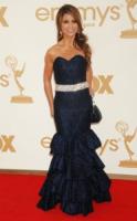 Paula Abdul - Los Angeles - 18-09-2011 - Emmy 2011: gli arrivi sul red carpet