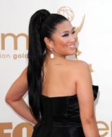 Jenna Ushkowitz - Los Angeles - 18-09-2011 - Emmy 2011: gli arrivi sul red carpet