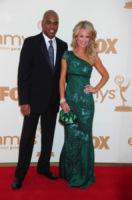 Brooke Anderson, Kevin Frazier - Los Angeles - 18-09-2011 - Emmy 2011: gli arrivi sul red carpet