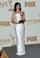 Julianna Margulies - Los Angeles - 19-09-2011 - Tina Fey ed Eva Longoria le attrici più pagate in televisione