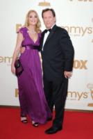 Ashley Madison, James Woods - Los Angeles - 18-09-2011 - Emmy 2011: gli arrivi sul red carpet