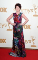 Megan Mullally - Los Angeles - 18-09-2011 - Emmy 2011: gli arrivi sul red carpet