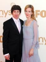 Jocelyn Towne, Simon Helberg - Los Angeles - 18-09-2011 - Emmy 2011: gli arrivi sul red carpet