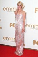 Abby Sampson - Los Angeles - 19-09-2011 - Emmy 2011: gli arrivi sul red carpet
