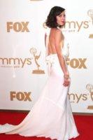 Aubrey Plaza - Los Angeles - 19-09-2011 - Emmy 2011: gli arrivi sul red carpet