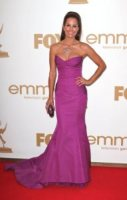 Brooke Burke - Los Angeles - 19-09-2011 - Emmy 2011: gli arrivi sul red carpet
