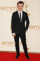 Chris Colfer - Los Angeles - 19-09-2011 - Emmy 2011: gli arrivi sul red carpet