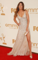Jennifer Carpenter - Los Angeles - 19-09-2011 - Emmy 2011: gli arrivi sul red carpet