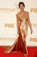 Padma Lakshmi - Los Angeles - 18-09-2011 - Emmy 2011: gli arrivi sul red carpet