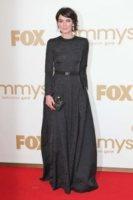 Lena Headey - Los Angeles - 18-09-2011 - Emmy 2011: gli arrivi sul red carpet