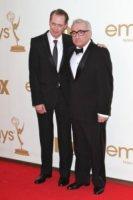 Martin Scorsese, Steve Buscemi - Los Angeles - 18-09-2011 - Emmy 2011: gli arrivi sul red carpet
