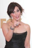 Michelle Forbes - Los Angeles - 18-09-2011 - Emmy 2011: gli arrivi sul red carpet