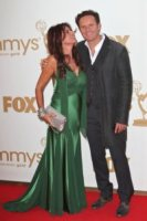Roma Downey, Mark Burnett - Los Angeles - 18-09-2011 - Emmy 2011: gli arrivi sul red carpet