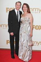 Jo Andres, Steve Buscemi - Los Angeles - 18-09-2011 - Emmy 2011: gli arrivi sul red carpet