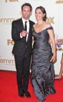 Nadia Conners, Walton Goggins - Los Angeles - 18-09-2011 - Emmy 2011: gli arrivi sul red carpet