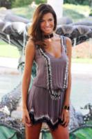 Cristina Chiabotto - Montecatini Terme - 20-09-2011 - Il collarino effetto Belle Epoque: le star prese per il collo!
