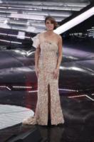 Elisabetta Canalis - Sanremo - 20-02-2011 - Elisabetta Canalis sopravvive alle eliminazioni di Dancing with the stars