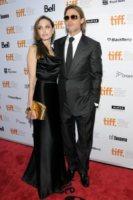 Angelina Jolie, Brad Pitt - Toronto - 09-09-2011 - Brad Pitt difende Jennifer Aniston