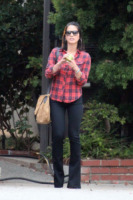 Olivia Munn - Los Angeles - 22-09-2011 - Olivia Munn ha una storia con Brad Richards dei New York Rangers