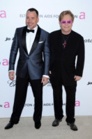 David Furnish, Elton John - Los Angeles - 27-02-2011 - Elton John racconta la storia della sua vita in Rocketman
